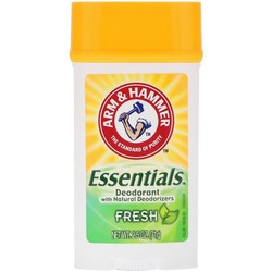 Arm and Hammer Ürünler - Arm and Hammer Essentials Natural Deodorant For Men and Women Fresh 71gr