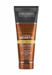 John Frieda Saç Bakım Ürünleri - John Frieda Kahverengi Saçlara Özel Ton Açıcı Ve Parlatıcı Bakım Kremi - Brilliant Brunette Visibly Brighter Subtle Lightening Conditioner