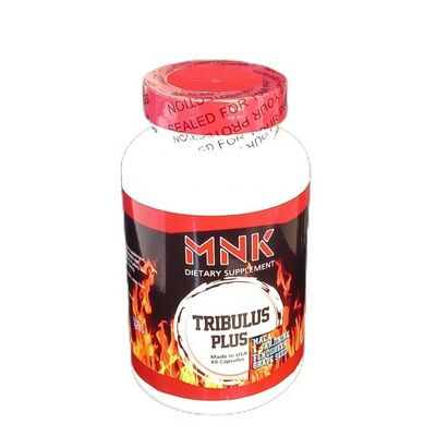 MNK Dietary Supplement - MNK Tribulus Plus 60 Kapsül