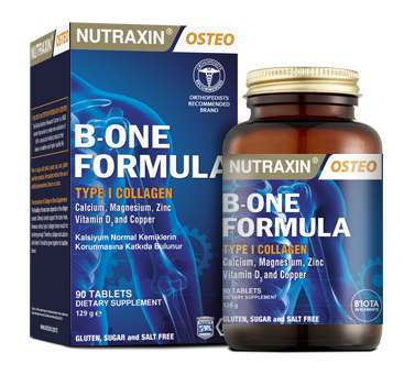 Nutraxin Osteo B-One Formula Tip I Collagen 90 Tablet