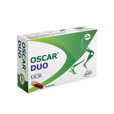 Anti Naturel - Oscar Duo UC-II Kapsül 30 luk