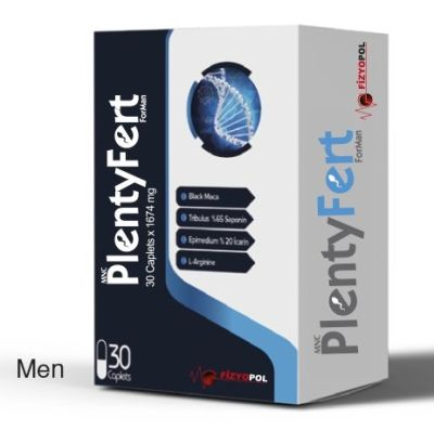 Fizyopol İlaç - Plentyfert For Men 30 Tablet