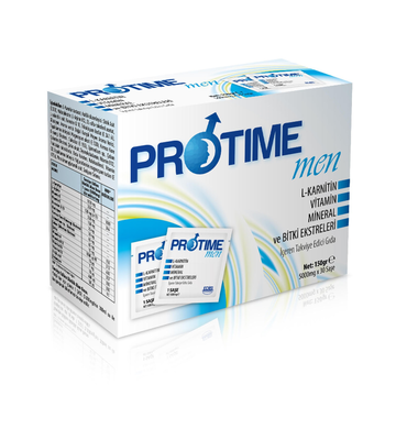 Edis Farma - Protime Men 30 Saşe